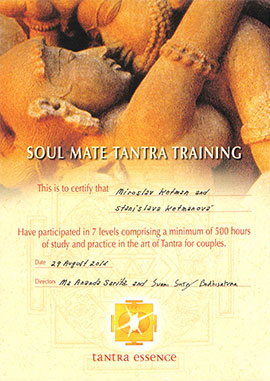 Soul Mate Tantra Training